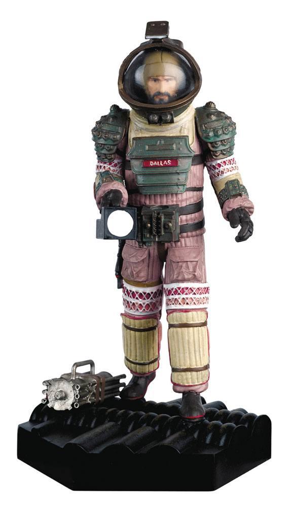 The Alien & Predator Figurine Collection Dallas (Alien) 14 cm
