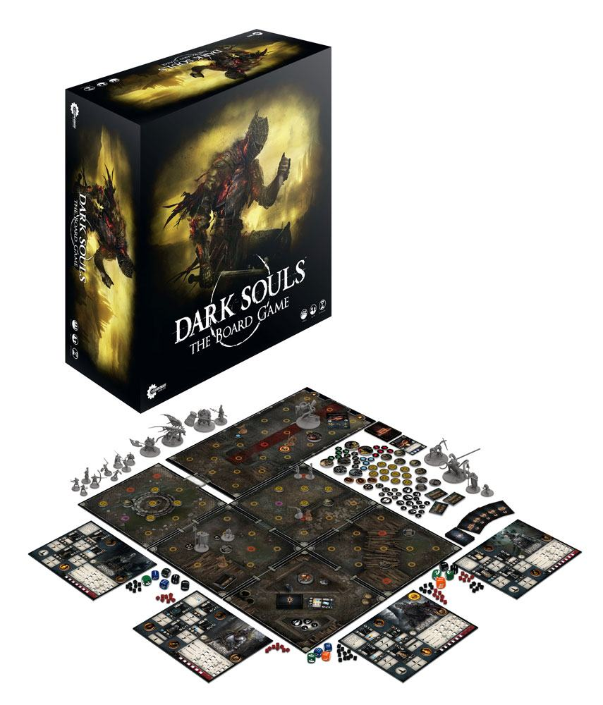Dark Souls The Board Game *Spanish Version*