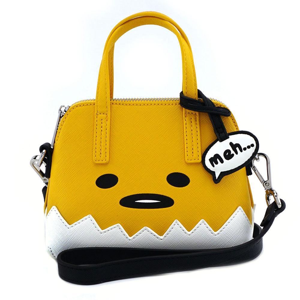Gudetama by Loungefly Mini Dome Bag Big Face