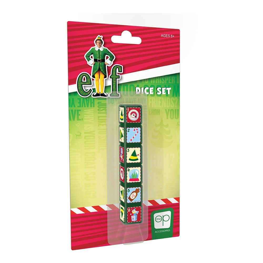 Elf Dice Set 6D6 (6)