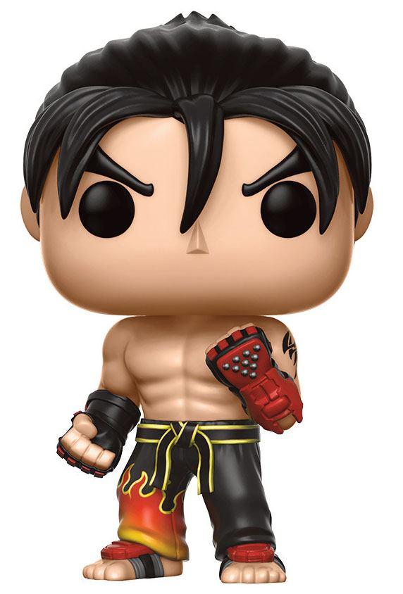 Tekken POP! Games Vinyl Figure Jin Kazama 9 cm