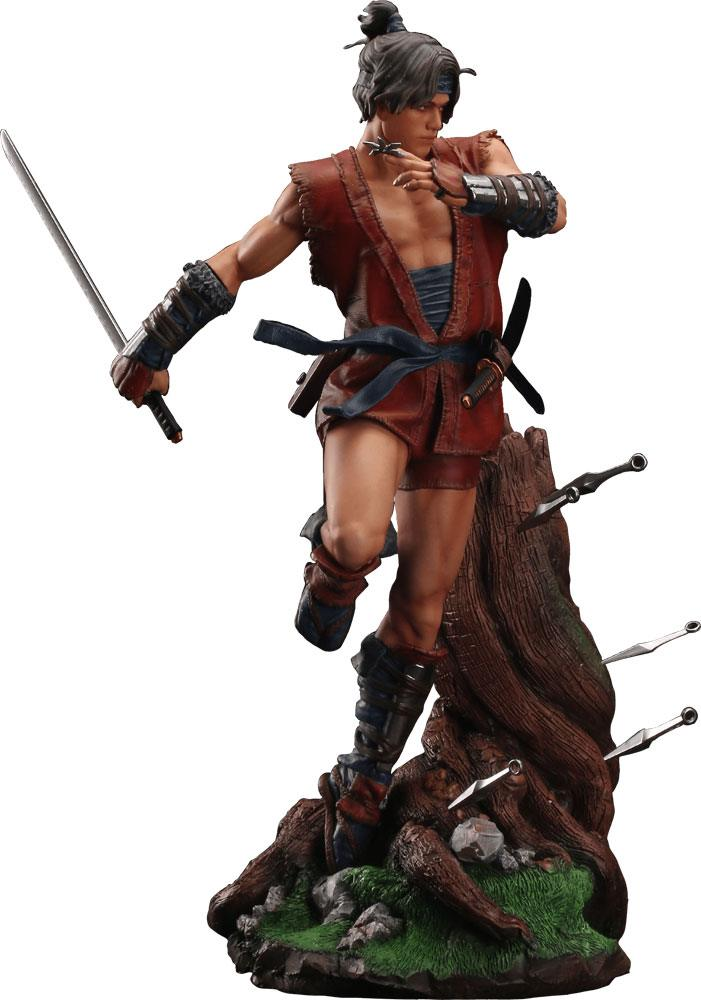 The Legend of Kage Retro Reboot Statue 1/6 Kage 37 cm
