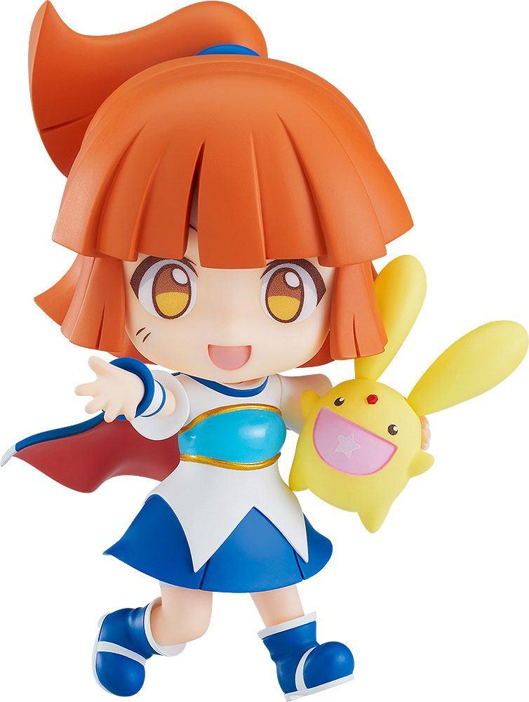 Puyo Puyo!! Quest Nendoroid Action Figure Arle & Carbuncle 10 cm