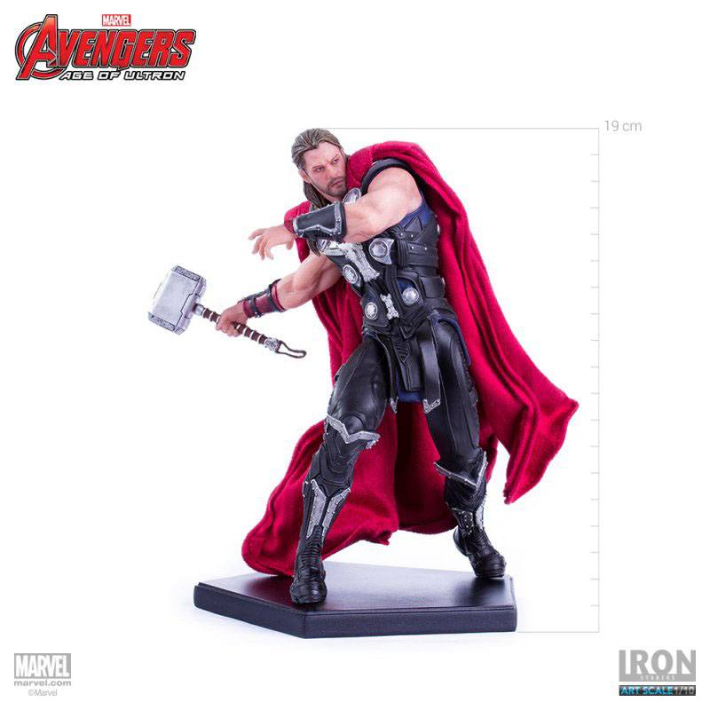 Avengers Age of Ultron Statue 1/10 Thor 19 cm