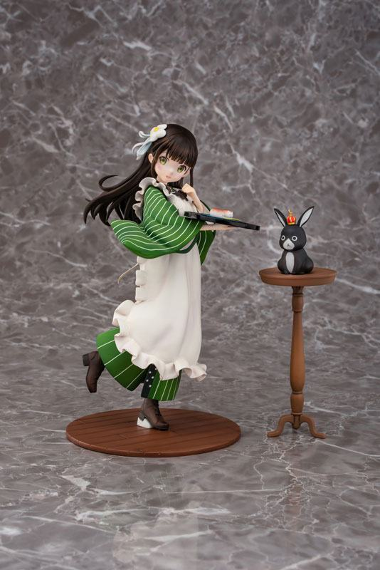 Is the Order a Rabbit PVC Statue 1/7 Chiya 23 cm