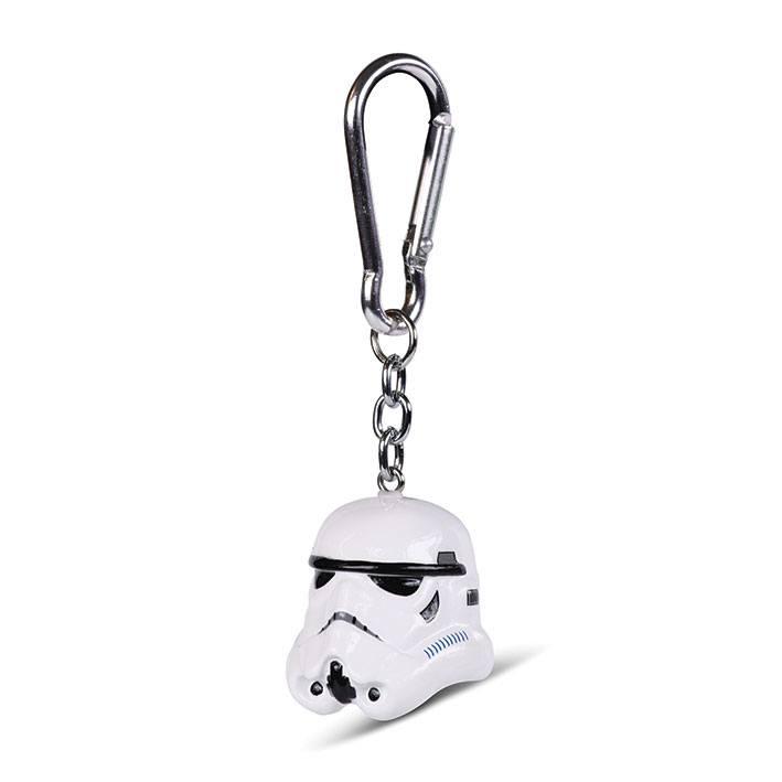 Star Wars 3D-Keychains Stormtrooper 4 cm Case (10)