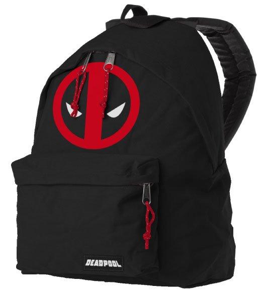 Marvel Comics Backpack Deadpool Logo