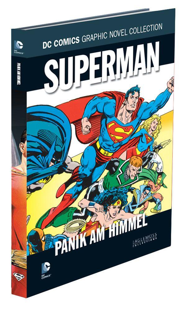 DC Comics Graphic Novel Collection #87 Superman: Panik am Himmel Case (12) *German Version*