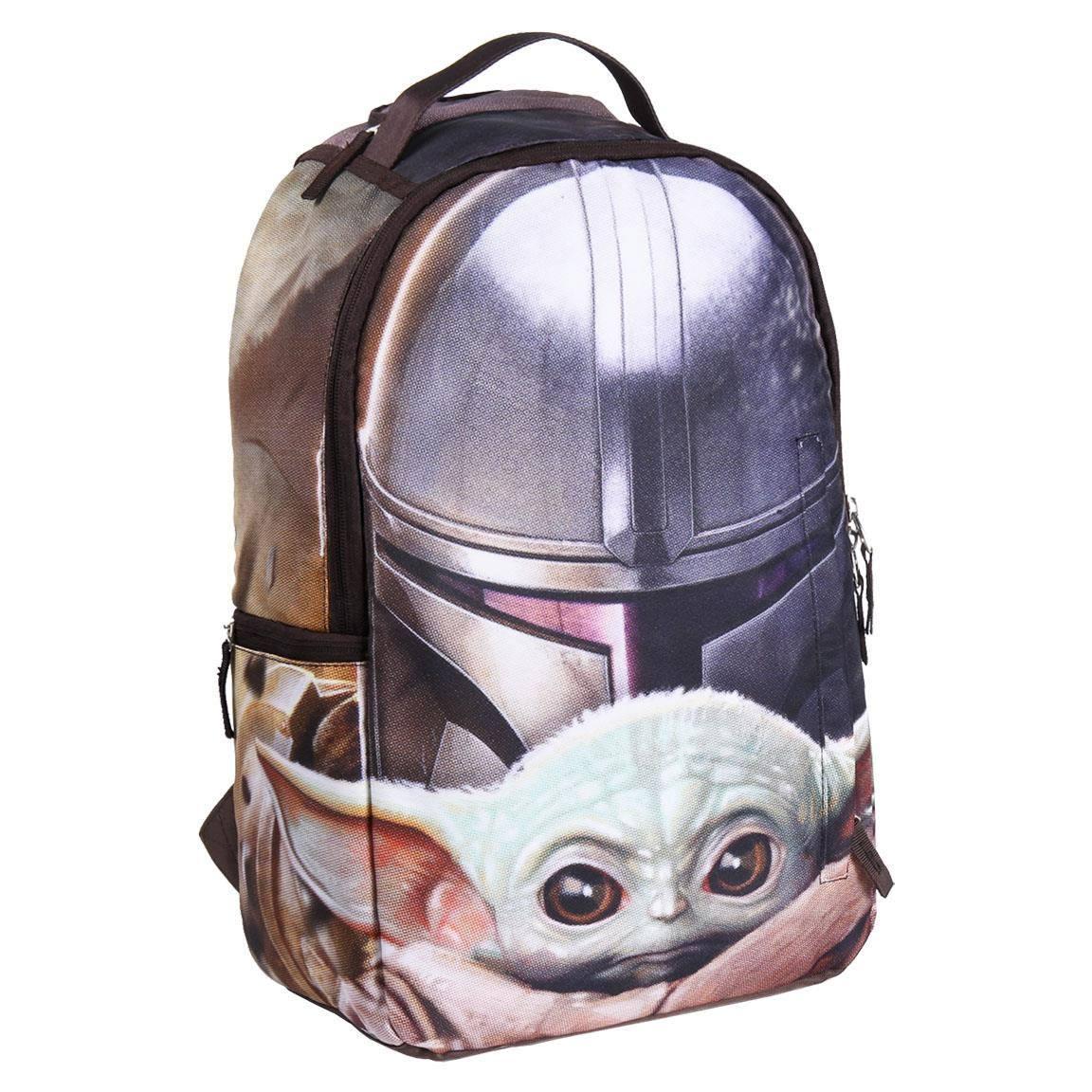 Star Wars The Mandalorian Backpack The Mandalorian & Grogu