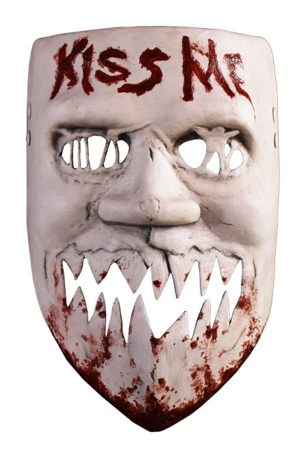 The Purge: Election Year Mask Kiss Me