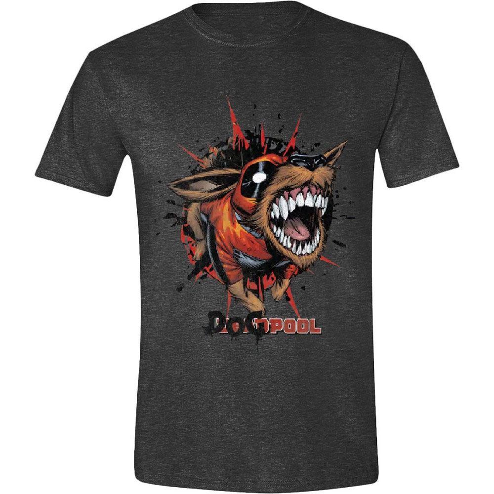 Deadpool T-Shirt Dogpool Size L