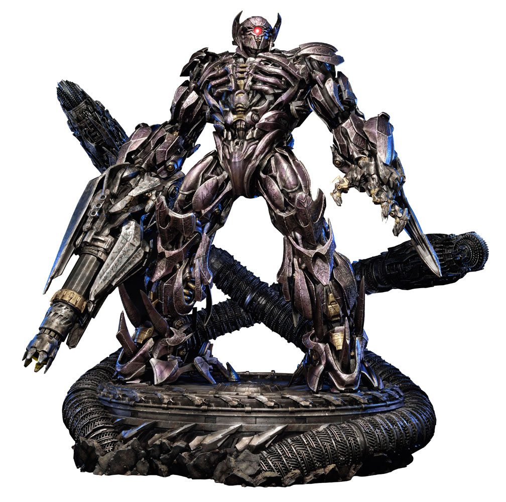 Transformers Dark of the Moon Statue Shockwave 93 cm
