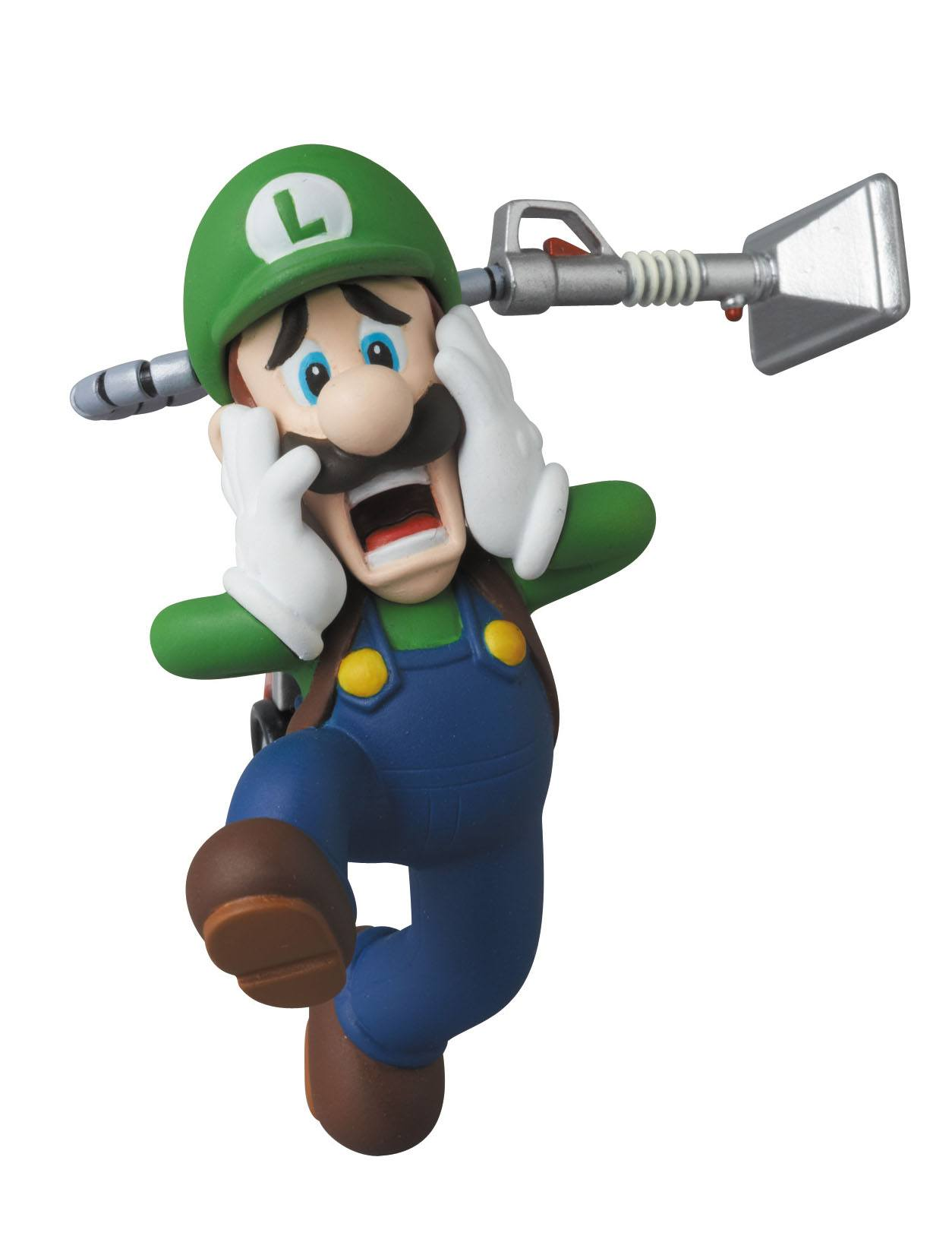 Nintendo Series 2 Super Mario Bros. Luigi's Mansion Luigi Mini Figure