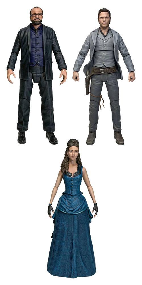 Westworld Select Action Figures 18 cm Series 2 Assortment (6)