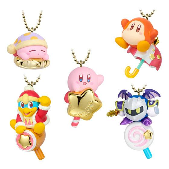 Kirby Keychain 5 cm Display Twinkle Dolly (10)