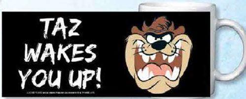 Looney Tunes Mug Taz