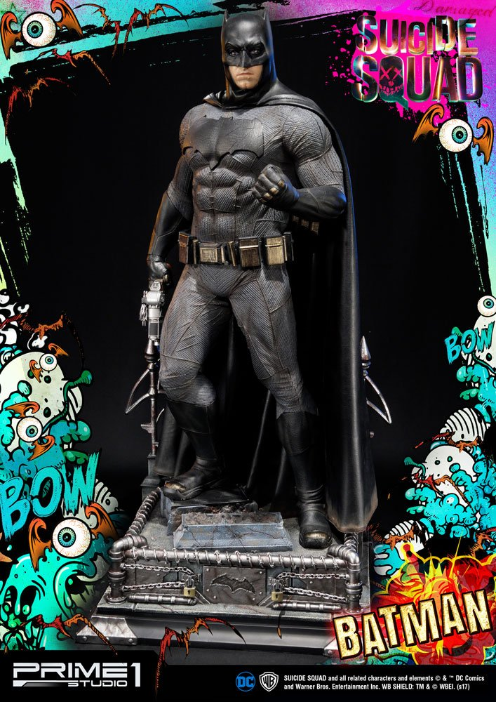 Suicide Squad Statue 1/3 Batman 78 cm