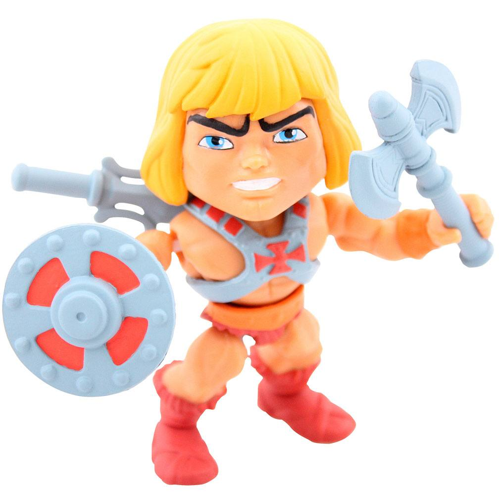 Masters of the Universe Action Vinyl Figure He-Man Toy Color Ver. SDCC 2016 Exclusive 8 cm