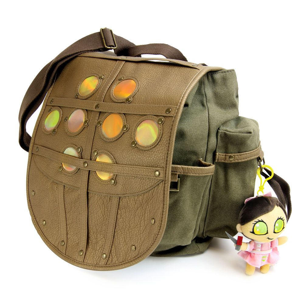BioShock Traveler Backpack Big Daddy
