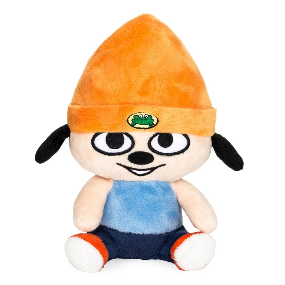PaRappa the Rapper Stubbins Plush Figure Parappa 20 cm