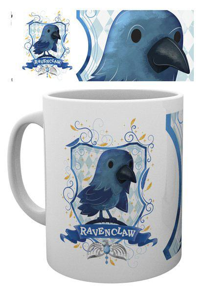 Harry Potter Mug Ravenclaw Paint