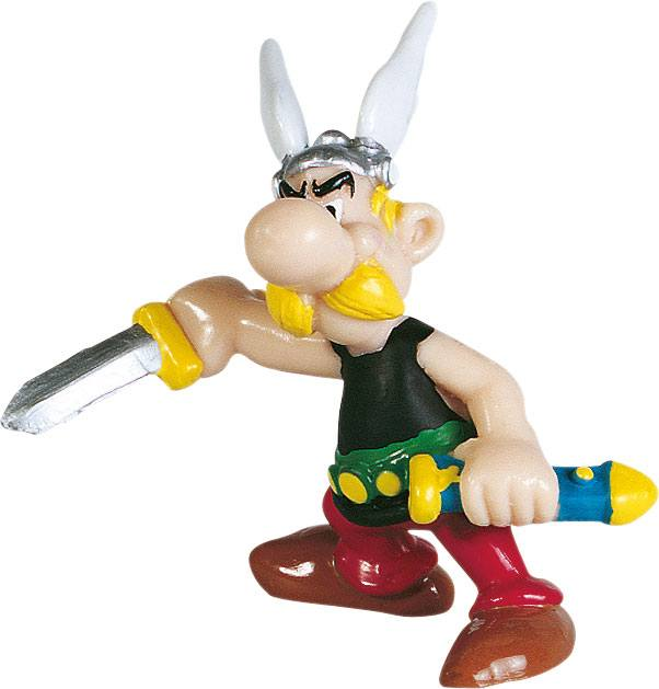Asterix Figure Asterix with Sword 6 cm