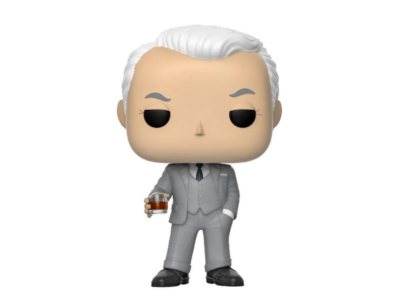 Mad Men POP! TV Vinyl Figure Roger 9 cm