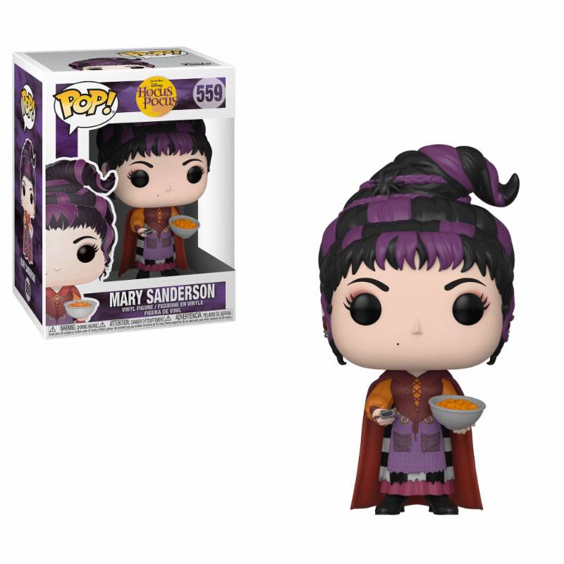Hocus Pocus POP! Disney Vinyl Figure Mary 9 cm