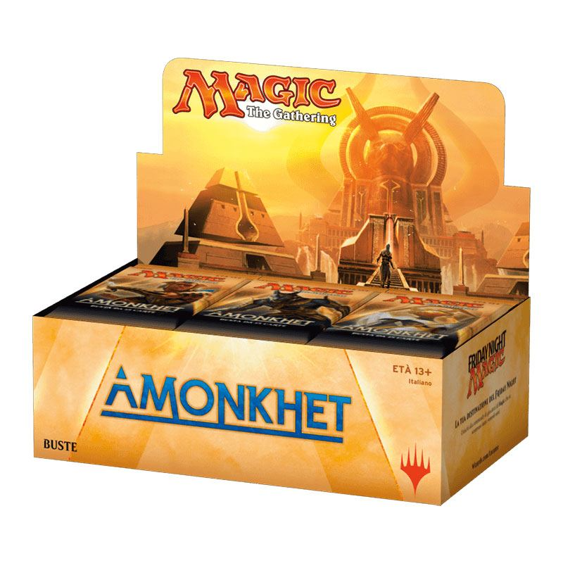 Magic the Gathering Amonkhet Booster Display (36) italian