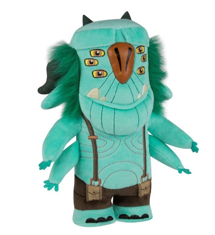Trollhunters Plushies Plush Figure Blinkous Galadrigal 23 cm