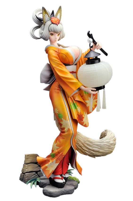 Muramasa The Demon Blade PVC Statue 1/8 MoKongiku 24 cm --- DAMAGED PACKAGING