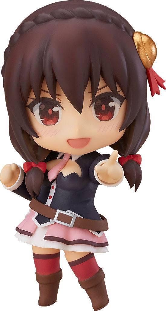 Kono Subarashii Sekai ni Shukufuku o! 2 Nendoroid Action Figure Yunyun 10 cm