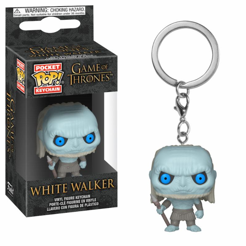 Game of Thrones Pocket POP! Vinyl Keychain White Walker 4 cm