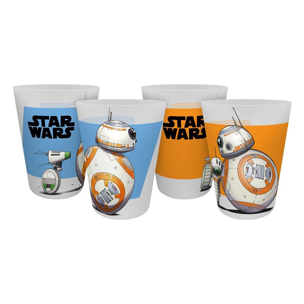 Star Wars IX Cups 4-Packs Episode IX Case (6)