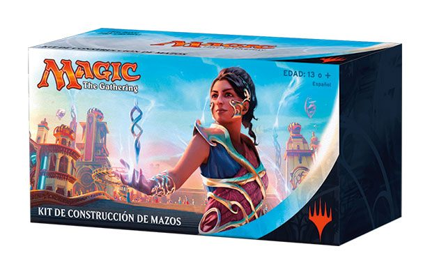 Magic the Gathering Kaladesh Deck Builder´s Toolkit spanish