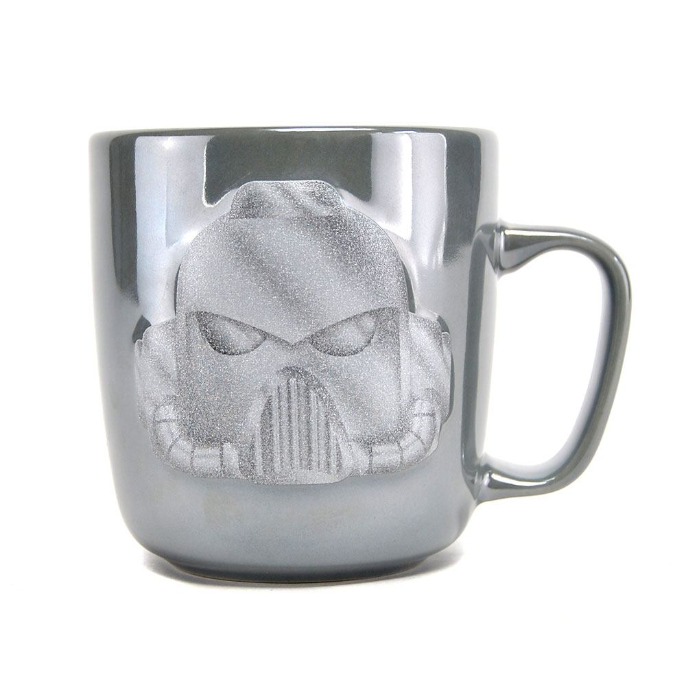 Warhammer Metallic Mug Space Marine
