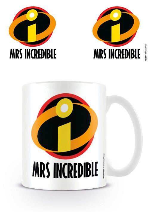 The Incredibles 2 Mug Mrs. Incredible