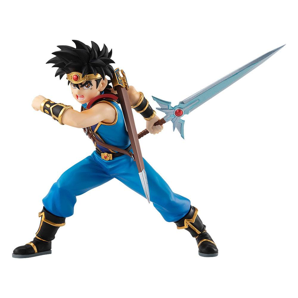 Dragon Quest The Adventure of Dai Pop Up Parade PVC Statue Dai 14 cm