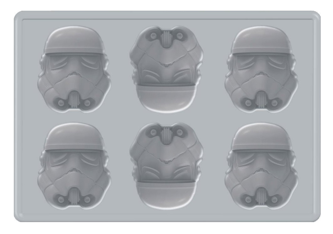 Star Wars Silicone Tray Stormtrooper
