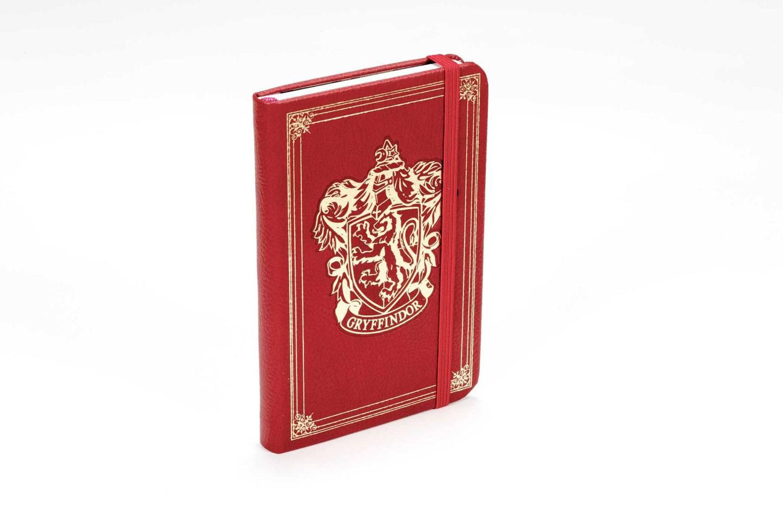 Harry Potter Pocket Journal Gryffindor