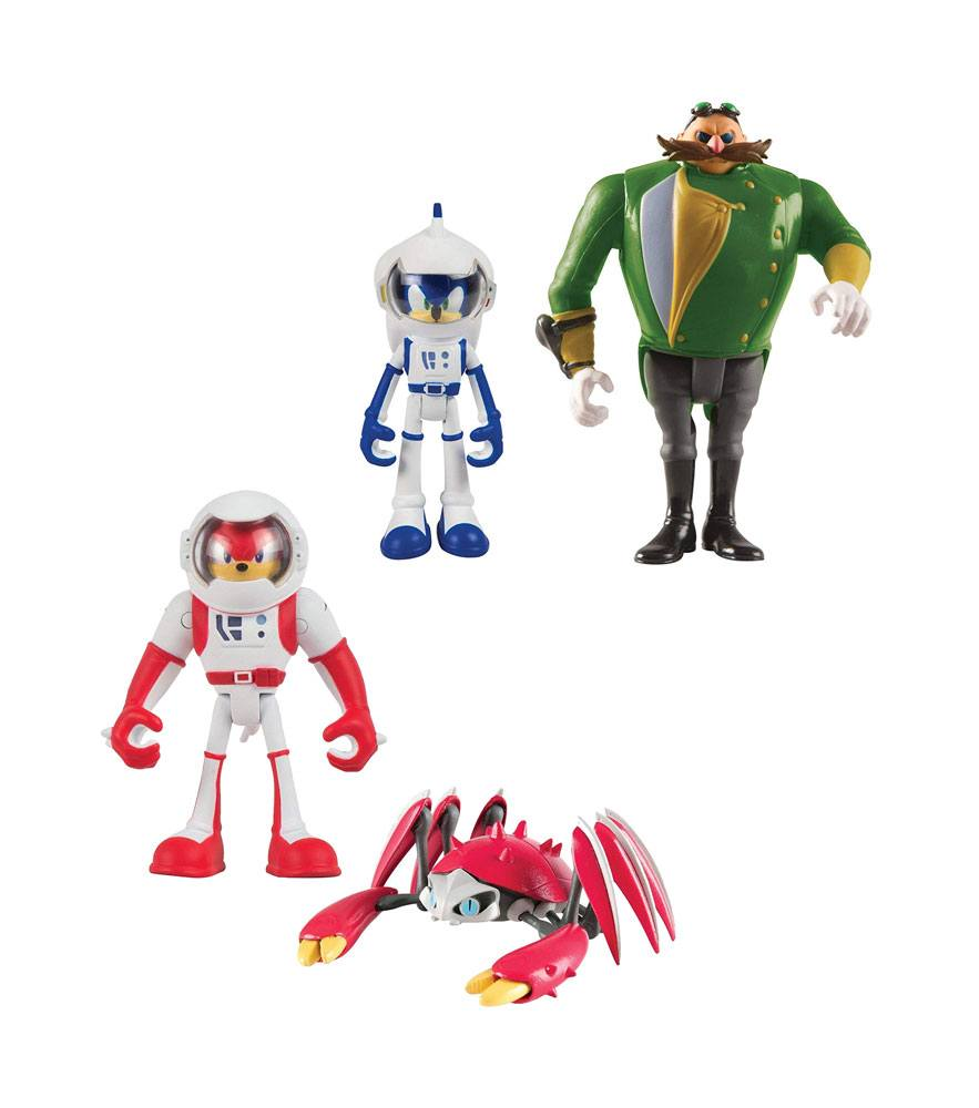 Sonic Boom Action Figures 8 cm 2-Packs Assortment A5 (6)