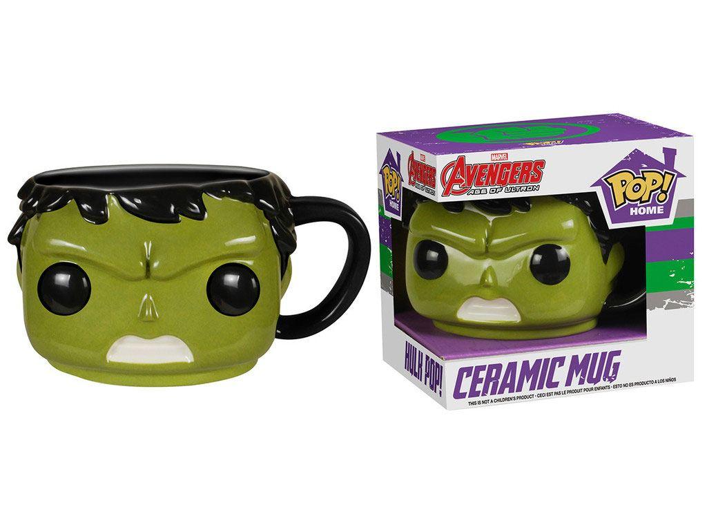 Avengers Age of Ultron POP! Homewares Mug Hulk