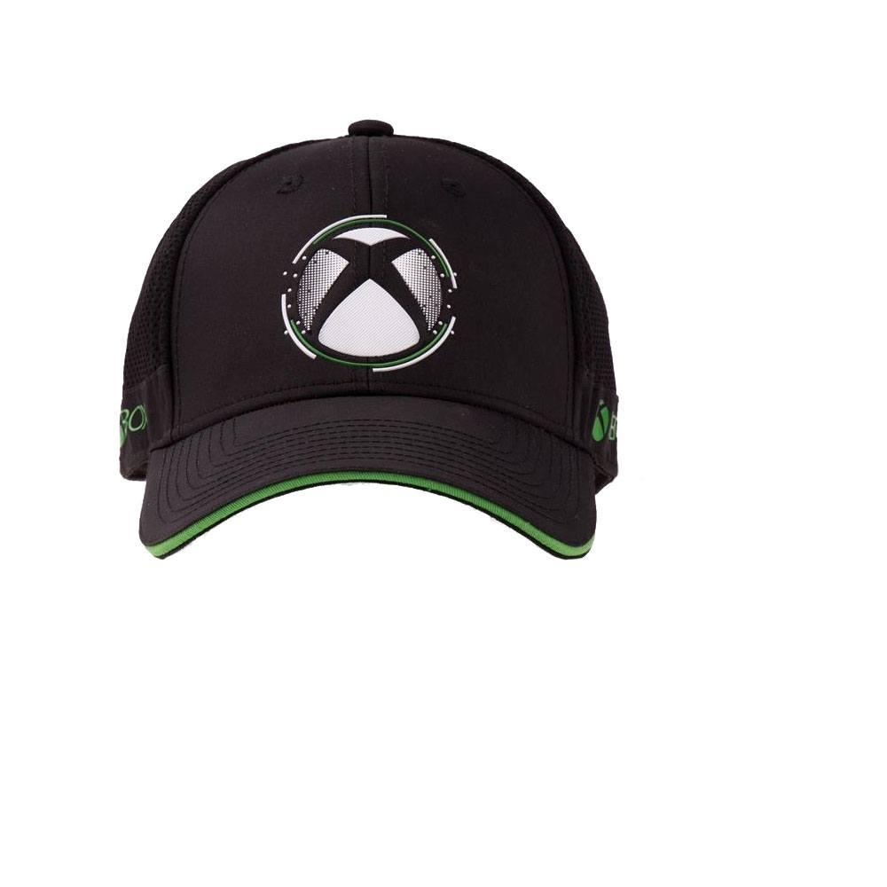 Microsoft Xbox Curved Bill Cap Symbol Trail