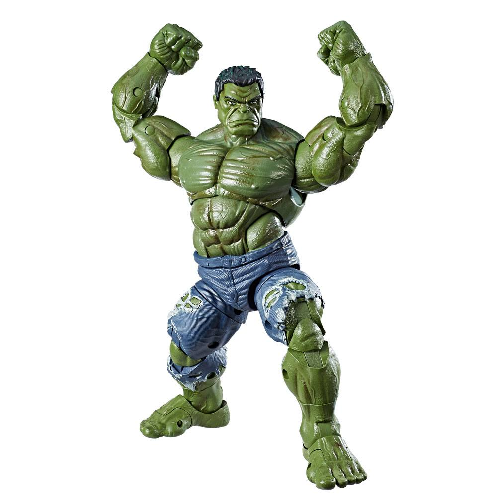 Marvel Legends Series Action Figure 2017 Hulk 30 cm --- DAMAGED PACKAGING