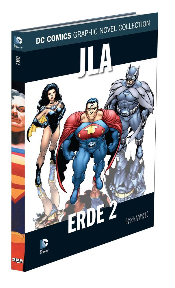 DC Comics Graphic Novel Collection JLA: Erde 2 Case (12) *German Version*