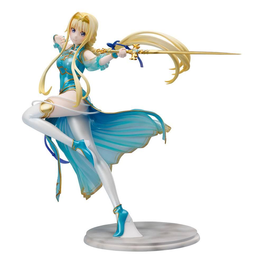 Sword Art Online: Alicization War of Underworld PVC Statue 1/7 Alice China Dress Ver. 23 cm