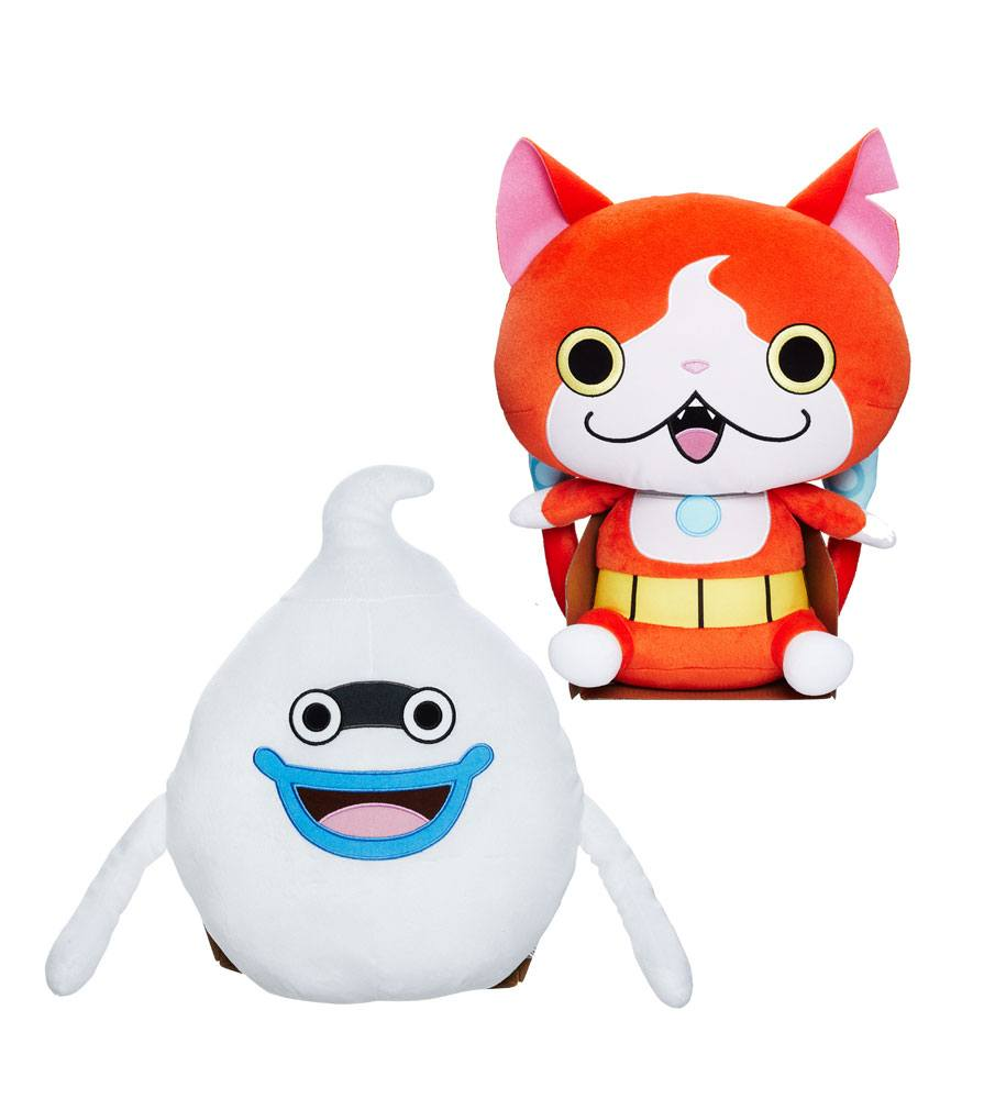Yo-Kai Watch Plush Figures 40-45 cm 2016 Wave 1 Assortment (2)