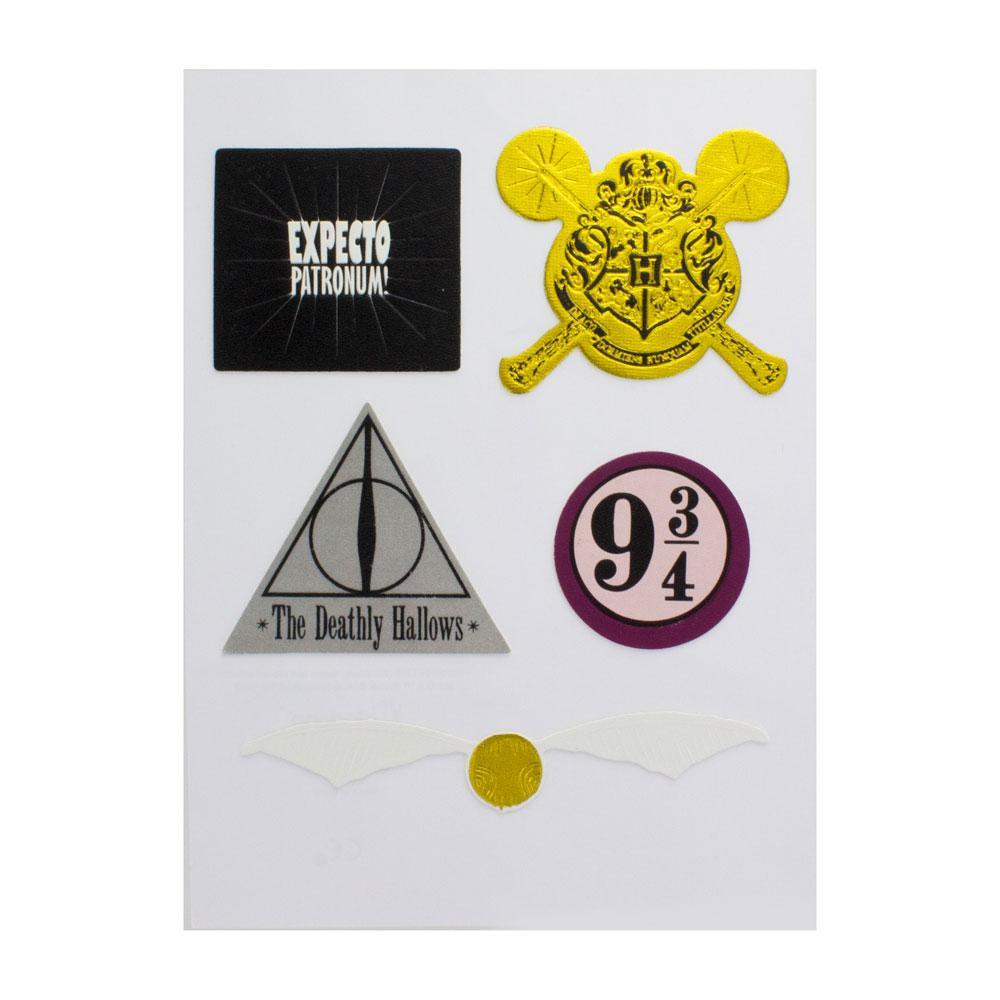 Harry Potter Gadget Decals Symbols
