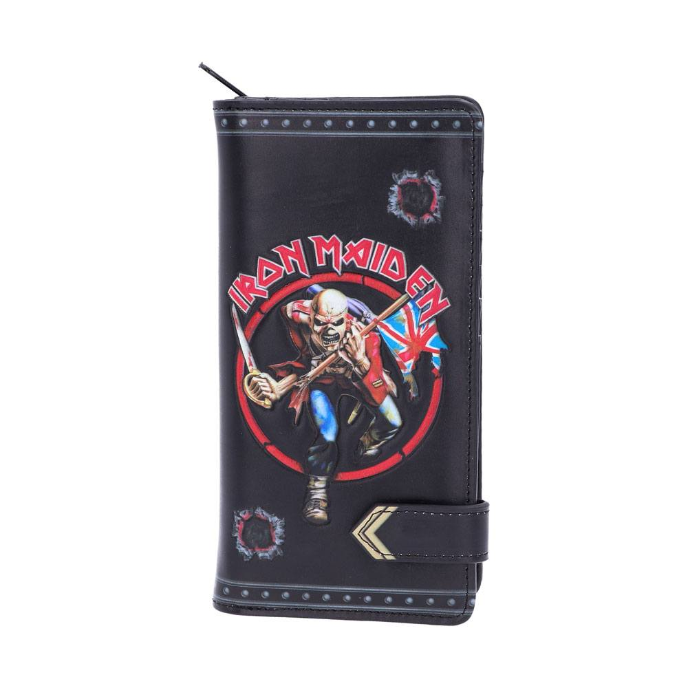 Iron Maiden Purse The Trooper 18 cm