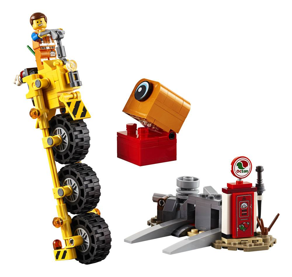 The LEGO® Movie™ 2 - Emmet's Thricycle!